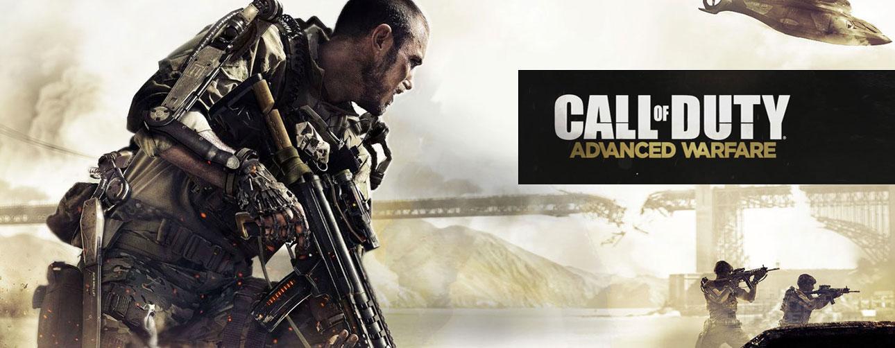 Call Of Duty: Advanced Warfare © 2014 Activision @ www.theactionpixel.com