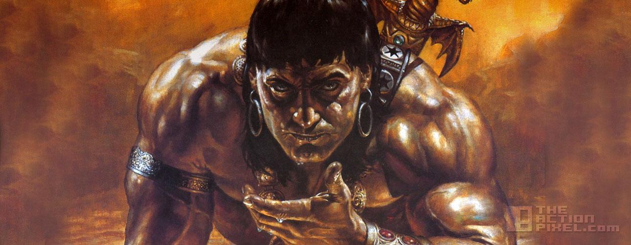 Savage Sword Of Conan @theactionpixel
