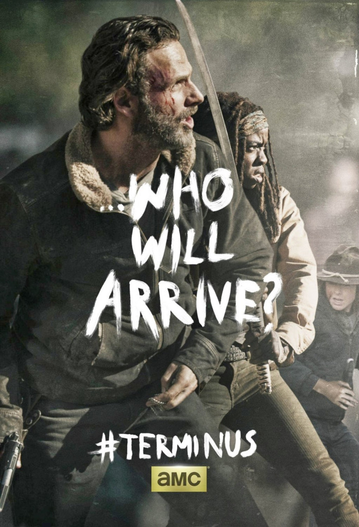The Walking Dead: Terminus Poster © 2014 AMC