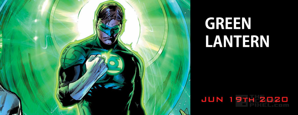 Green Lantern (June 19th - DC Comics). THE ACTION PIXEL @theactionpixel