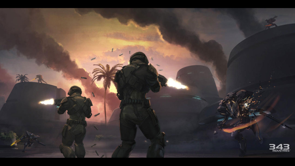 Halo: Spartan Strike @ theactionpixel.com