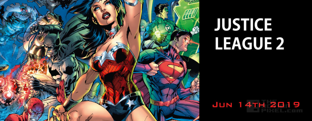 Justice League 2 (June 14th - DC Comics) THE ACTION PIXEL @theactionpixel
