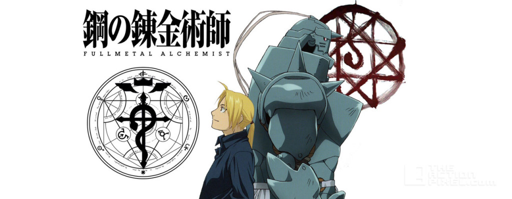 FULLMETAL ALCHEMIST ON THE ACTION PIXEL