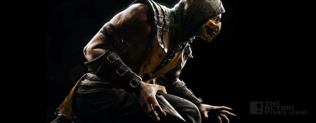 Mortal Kombat X: On @TheActionPixel