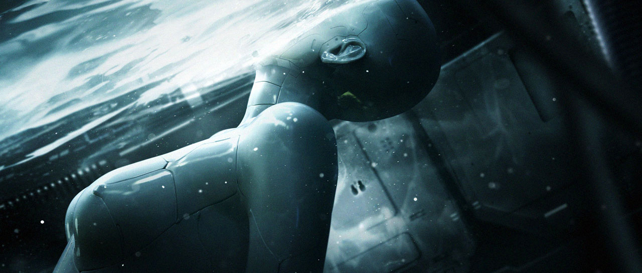Ghost in The Shell' reloaded   The Action Pixel