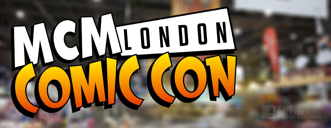mcm Comic Con with @TheActionPixel