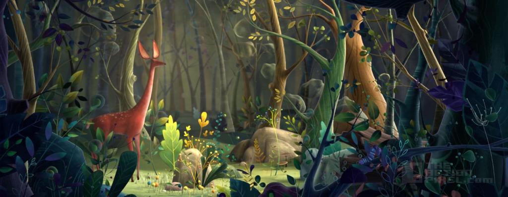 """""""Orman"""" by Geoffrey Godet and Burcu Sakur"""