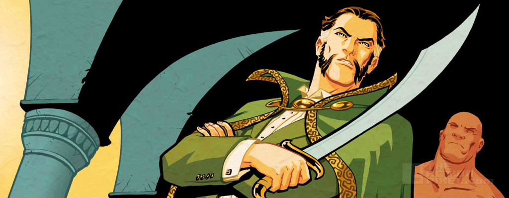 ras al ghul @ The Action Pixel