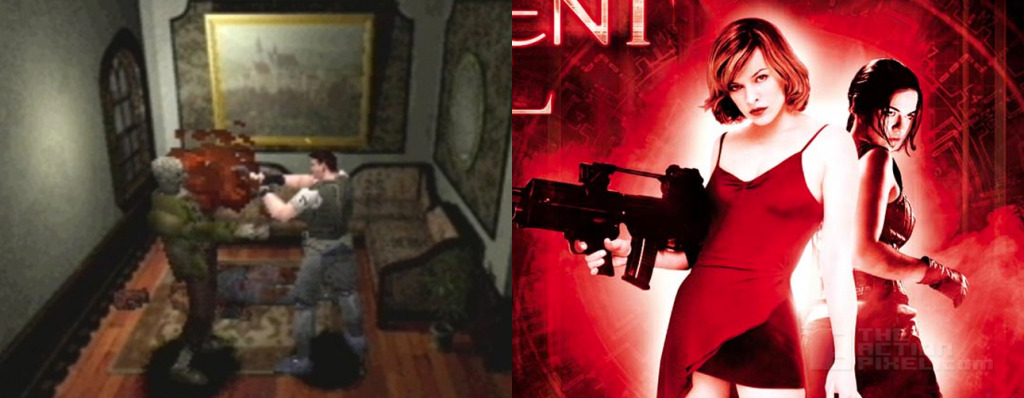2014 The Action Pixel / Dulani Wilson resident evil