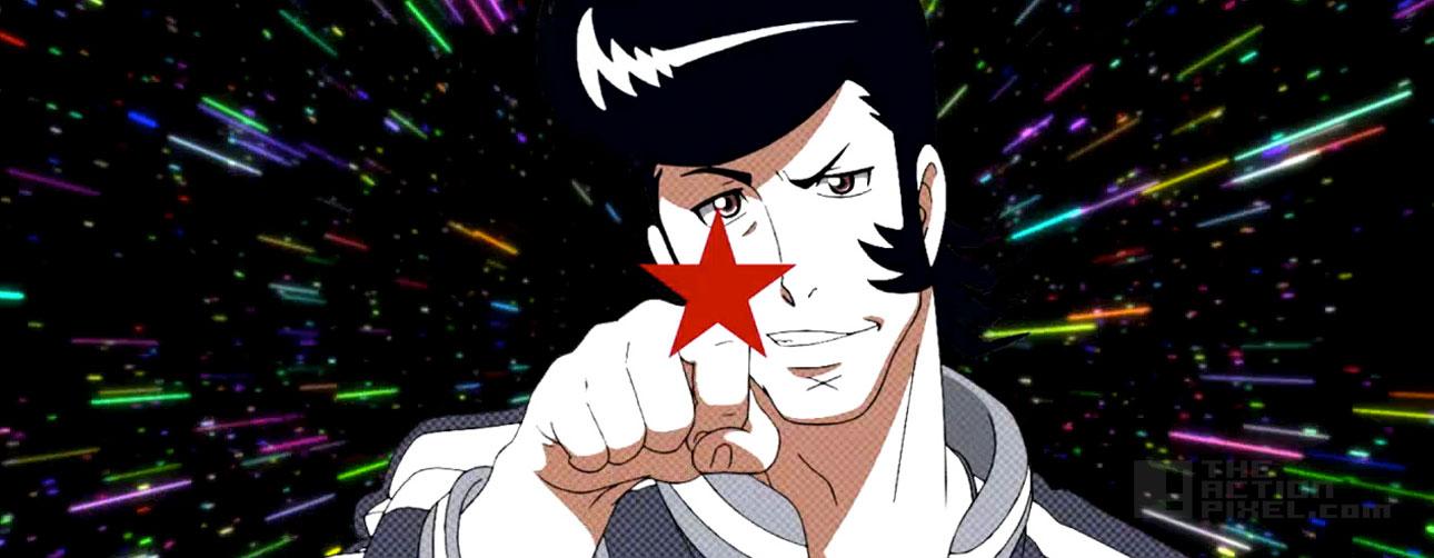 Shinichiro Watanabe's Space Dandy @theactionpixel .com