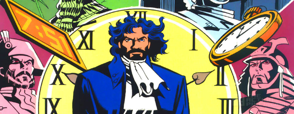 Vandal Savage @theActionPixel