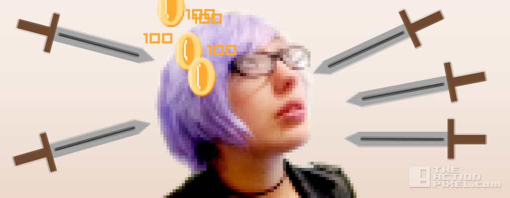 © 2014 The Action Pixel / Dulani Wilson. The Zoe Quinn Saga