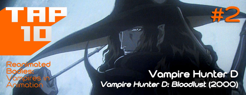 THE ACTION PIXEL @theactionpixel TAP 10. #2 Vampire Hunter D