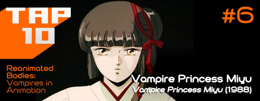 THE ACTION PIXEL @theactionpixel TAP 10. #6 Vampire Princess Miyu