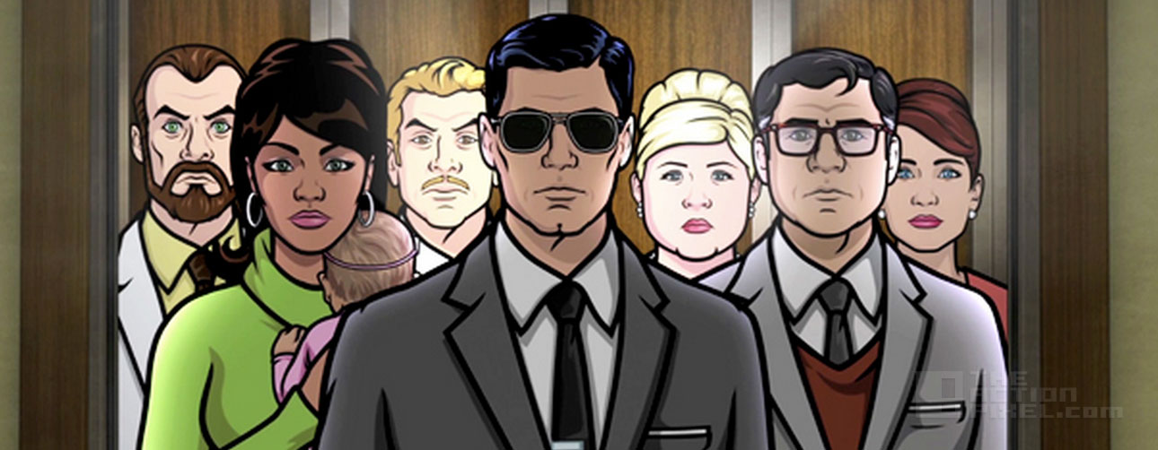 Archer Season 6 Music Video Trailer THE ACTION PIXEL @theactionpixel