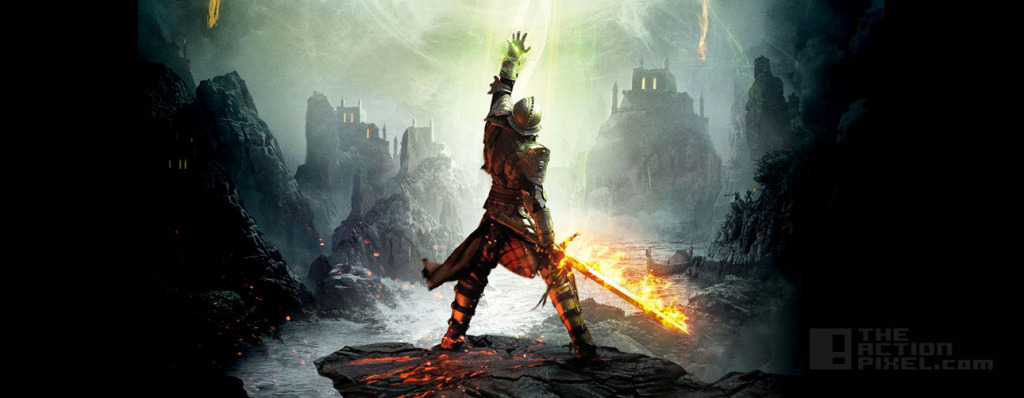 Dragon  Age: Inquisition THE ACTION PIXEL @theactionpixel