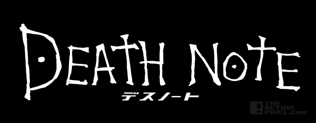 Deathnote: THE ACTION PIXEL @theactionpixel
