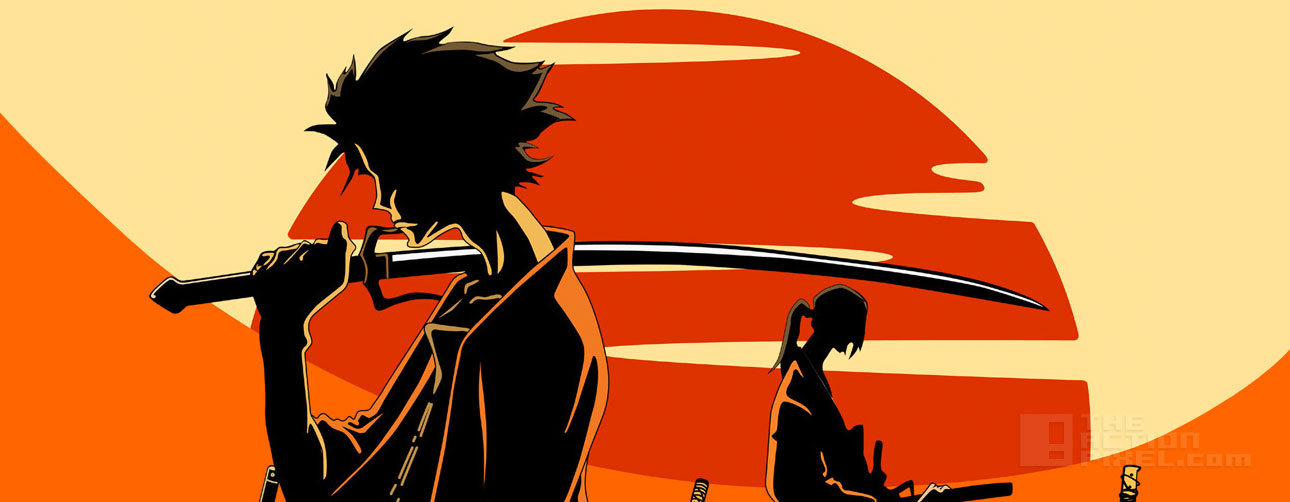 Samurai Champloo. THE ACTION PIXEL @theactionpixel