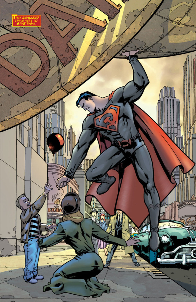 © DC Comics. Superman: Red Son . THE ACTION PIXEL @theactionpixel