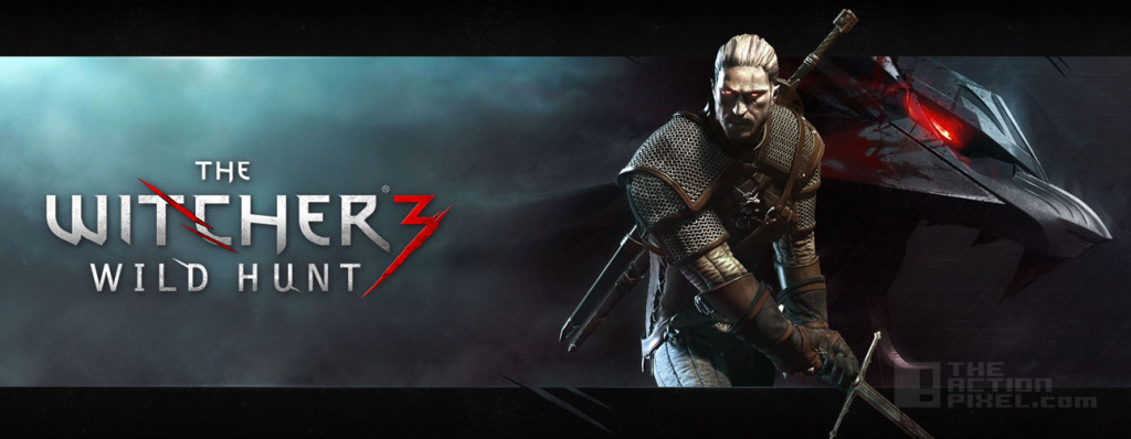 THE WITCHER 3: WILD HUNT THE ACTION PIXEL @theactionpixel