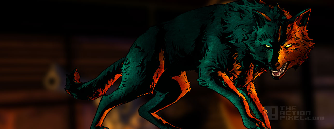 Wolf Among Us THE ACTION PIXEL @theactionpixel