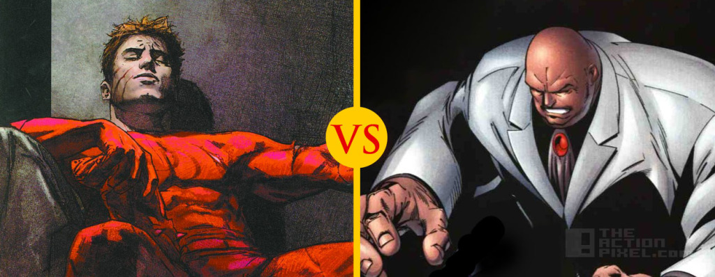 Daredevil vs. Fisk THE ACTION PIXEL @theActionPixel