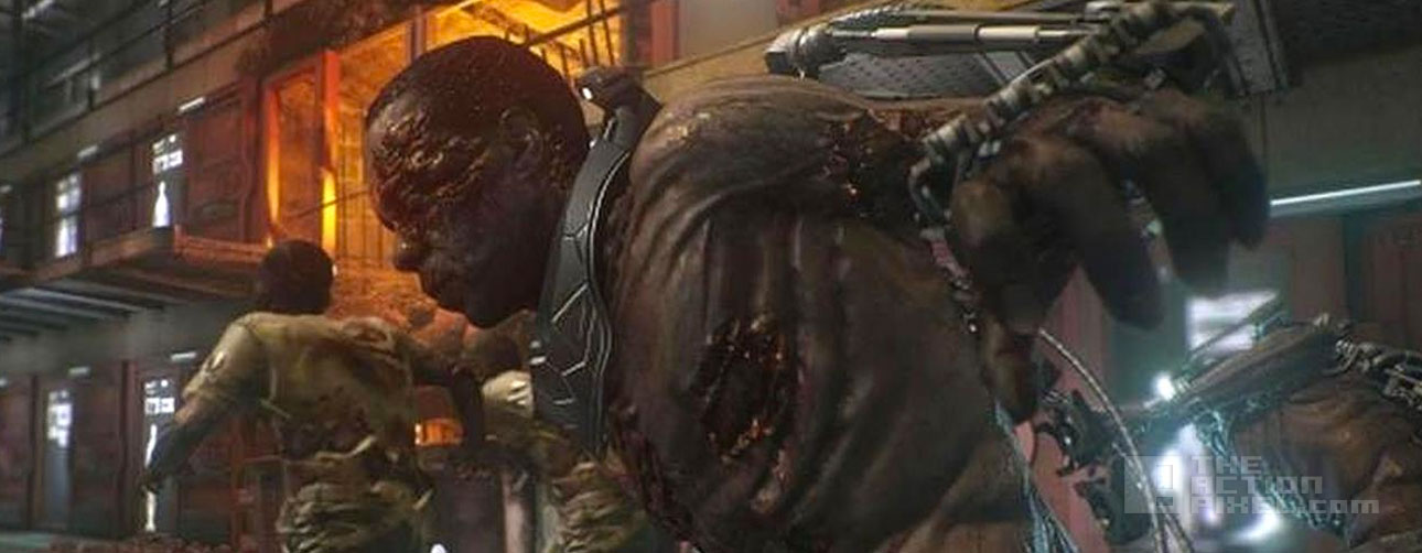 #Exozombie trailer. Call Of Duty: Advanced Warfare. Havoc DLC. The Action Pixel @TheActionPixel