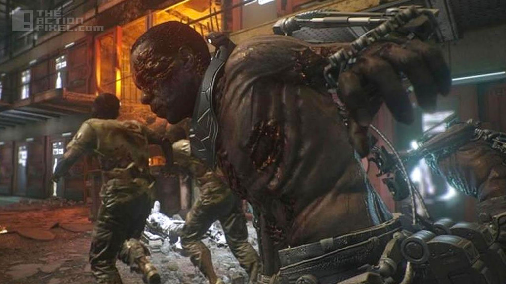 #Exozombie trailer. Call Of Duty: Advanced Warfare. Havoc DLC. The Action Pixel @TheActionPixel