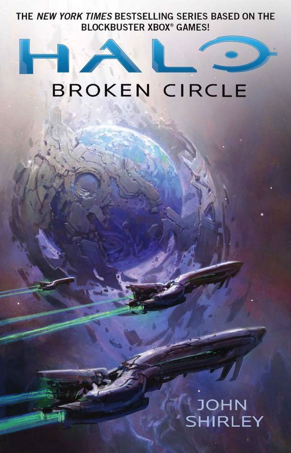 halo Broken Circle THE ACTION PIXEL @theactionpixel