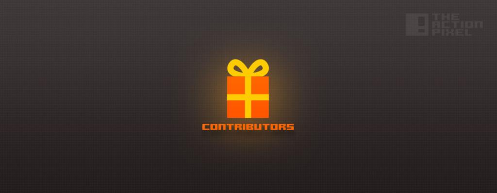 pagetitles_CONTRIBUTORS. THE ACTION PIXEL @theactionpixel