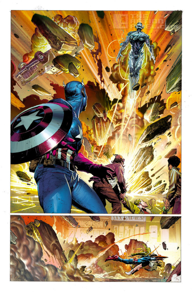 Avengers: Rage Of Ultron. The Action Pixel. @TheActionPixel