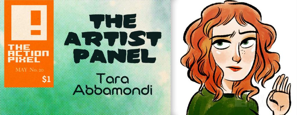 Tara Abbamondi The Action Pixel. @theactionpixel
