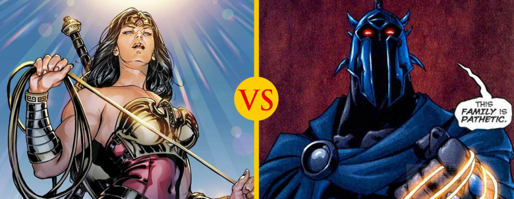 Wonder Woman vs. Ares THE ACTION PIXEL @theactionpixel