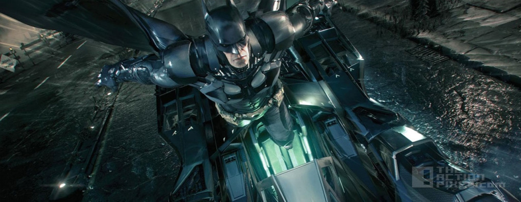 Batman: Arkham Knight Ace Chemicals Infiltration Part 2. THe Action Pixel. @TheActionPixel