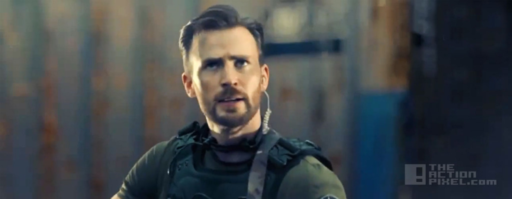 CHRIS EVANS in call of duty online. The Action Pixel. @theactionpixel