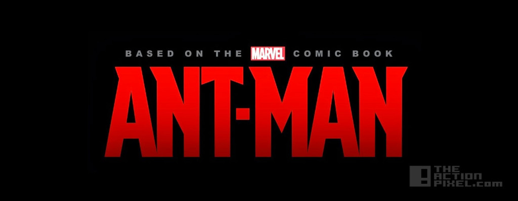 Marvel's ant-man. The action pixel. @theactionpixel