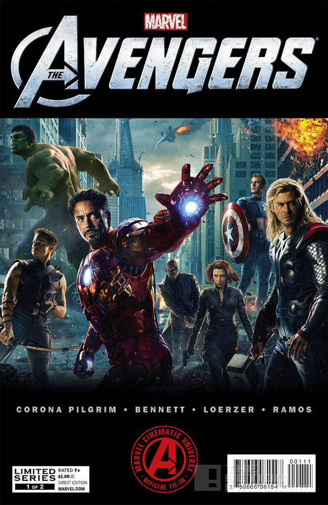 avengers #1. The Action Pixel. @theactionpixel