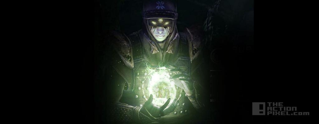destiny Expansion 1: The Dark Below. The Action Pixel. @TheActionPixel