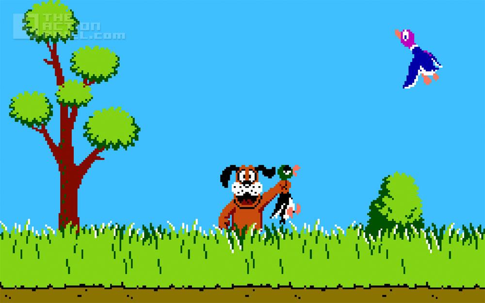 duck hunt. The Action Pixel. @theactionpixel