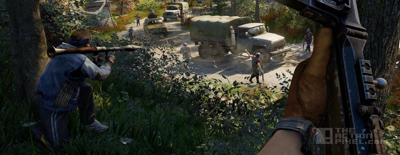 Far Cry DLC. the action pixel. @theactionpixel. #EntertainmentOnTAP