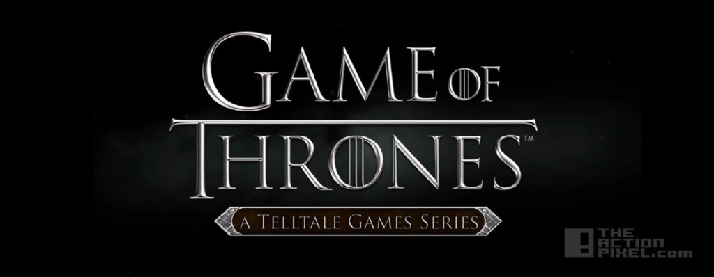 "Telltale Games' ""Game Of Thrones"": iron from ice trailer. The Action Pixel. @TheActionPixel"