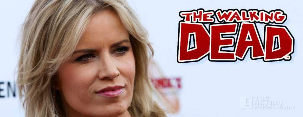 kim dickens to star in The Walking Dead spinoff. The Action pixel @theactionpixel