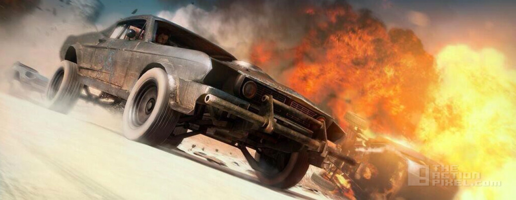 mad max. Avalanche studios. The Action Pixel. @TheActionPixel