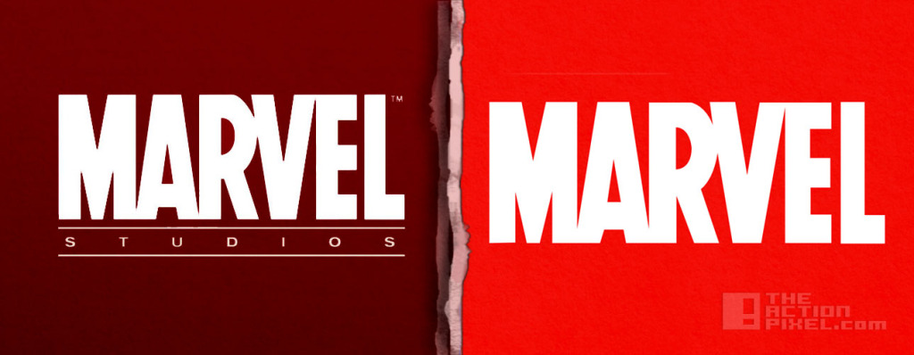 marvel studios V marvel. The Action Pixel. @TheActionPixel