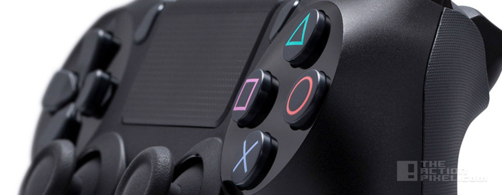 ps4 controller. Playstation is 20 years old. The Action Pixel. @TheActionPixel