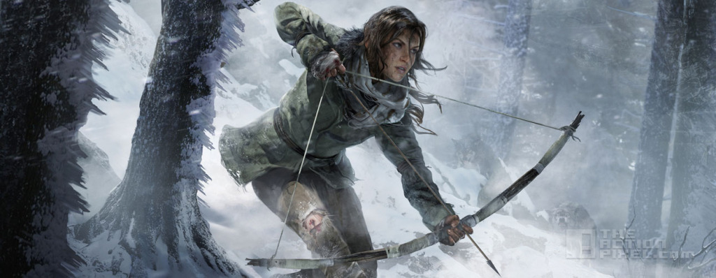 rise of the tomb raider. Microsoft. The Action Pixel. @TheActionPixel