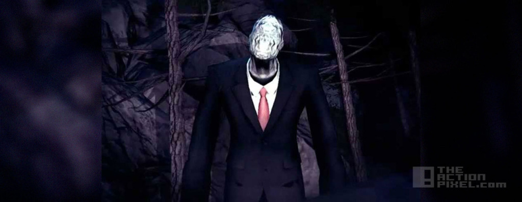 slenderman. The Action Pixel. @TheActionPixel