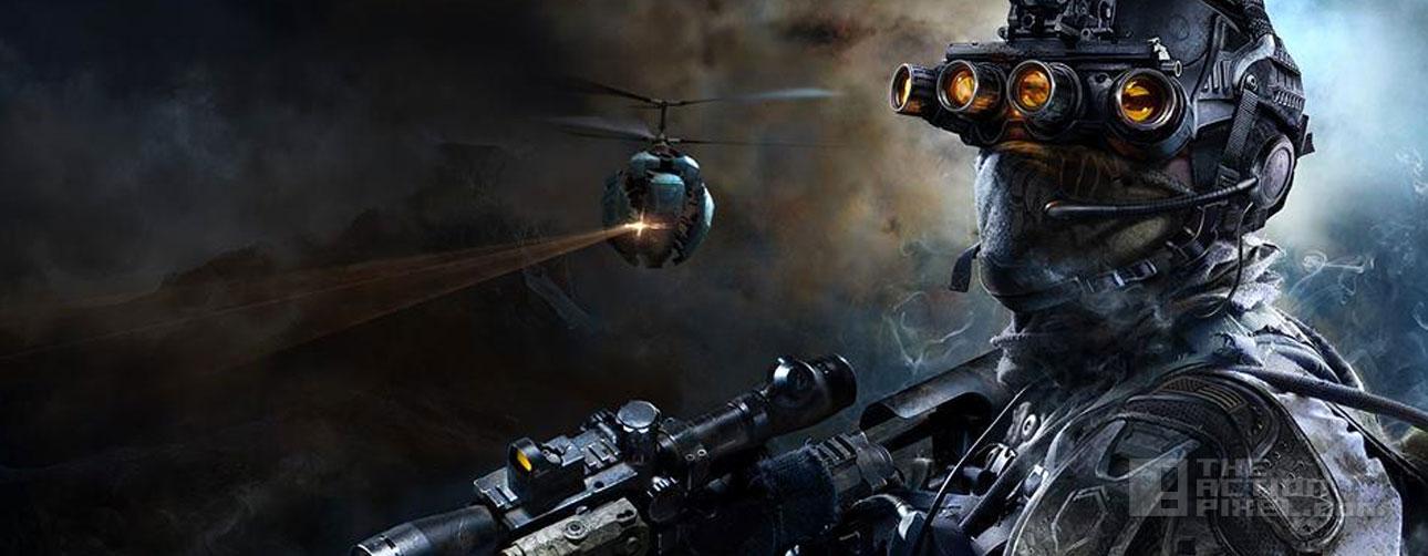 The Sniper: Ghost Warrior 3. The action Pixel. @theactionpixel