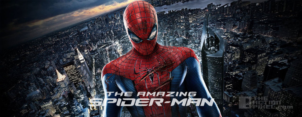 Spider Man. The Action pixel. @Theactionpixel
