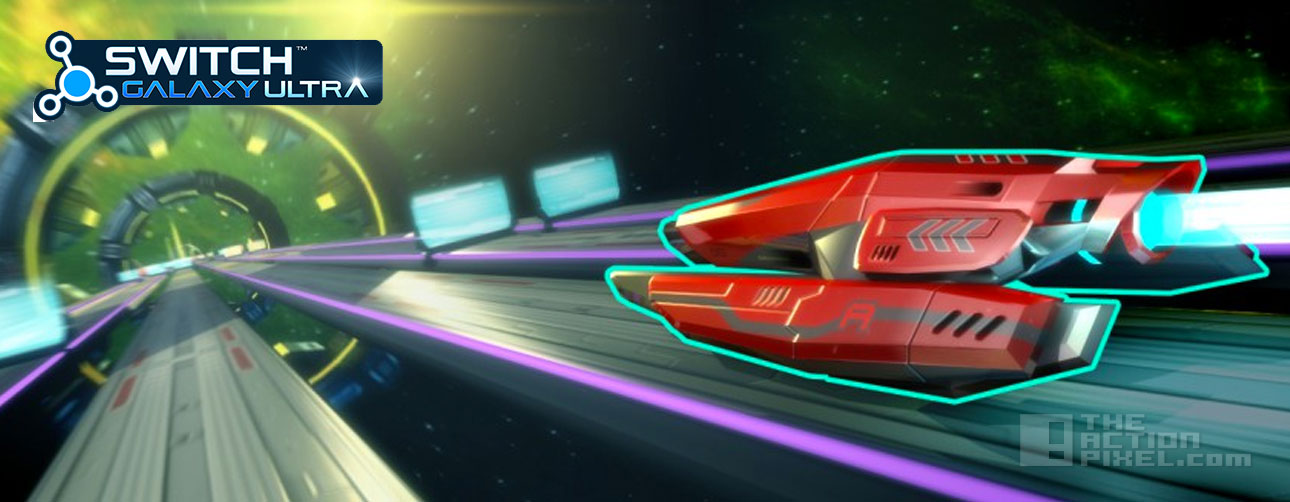 switch galaxy ultra. the action pixel. @theactionpixel